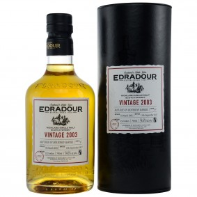 Edradour 2003/2017 Bourbon Barrel Single Cask No. 97