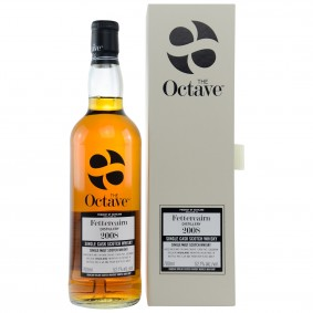 Fettercairn 2008/2017 Single Cask No. 12121819 The Octave (Duncan Taylor)