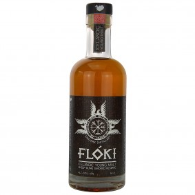 Floki Icelandic Young Malt - Sheep Dung Smoked Reserve - Barrel No. 3 (Island)