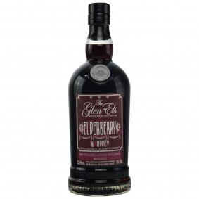 Glen Els Elderberry and Honey Liqueur (Deutschland)