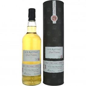 Glen Ord 11 Jahre - Cask Strength (A.D. Rattray)