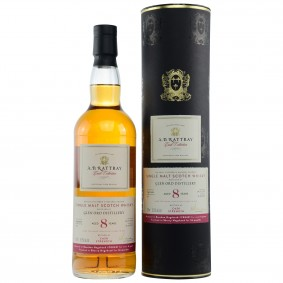 Glen Ord 8 Jahre 2009/2017 Sherry Finish Cask Strength (A.D. Rattray)
