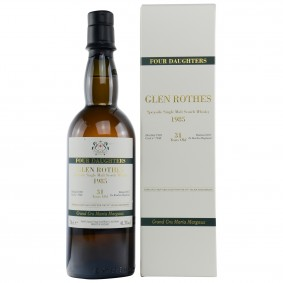 Glenrothes 1985/2017 Cask No. 7948 Four Daughters 70th Anniversary Velier (Signatory)