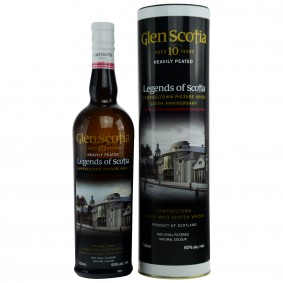 Glen Scotia Picture House 10 Jahre
