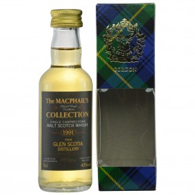 Glen Scotia 1991 (G&M MacPhail's Collection) (Miniatur)