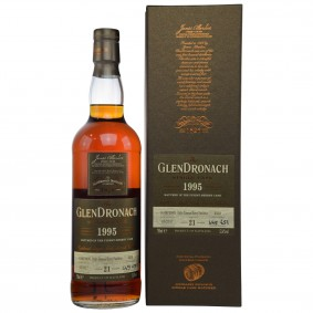 Glendronach 1995/2017 Single Cask No. 4418 Pedro Ximenez Sherry Puncheon Batch #15
