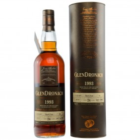 Glendronach 1993/2017 24 Jahre Single Cask No.401 Sherry Butt