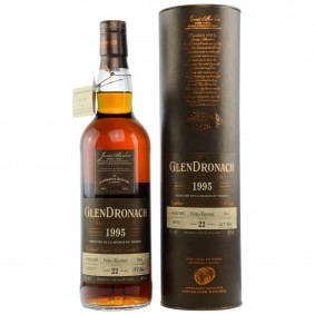Glendronach 1995/2017 22 Jahre Single Cask No.3054 Pedro Ximenez