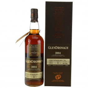 Glendronach 2004/2016 Single Cask No. 5523 PX Sherry Puncheon Batch #14