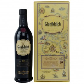 Glenfiddich Age of Discovery Madeira 19 Jahre