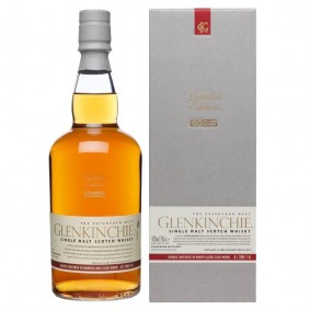 Glenkinchie Distillers Edition 2005/2017 Double Matured in Amontillado Cask Wood