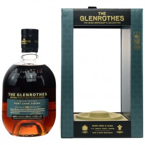 Glenrothes 1992/2015 Port Cask Finish Limited Edition