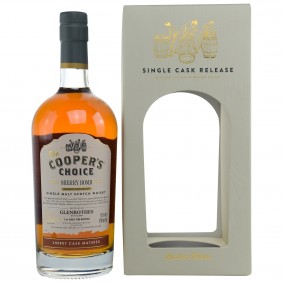Glenrothes Sherry Bomb Cask No. 6110 (Vintage Malt Whisky Company - The Coopers Choice)