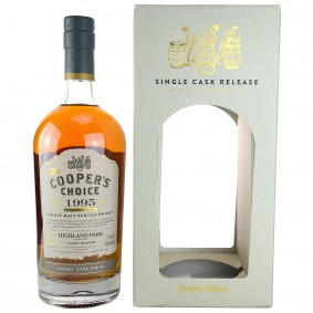 Highland Park 1995/2017 Sherry Cask Finish (Vintage Malt Whisky Company - The Coopers Choice)