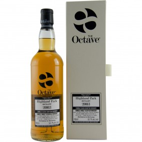 Highland Park 2003/2018 Single Cask No. 5019914 The Octave Exclusive to Germany (Duncan Taylor)