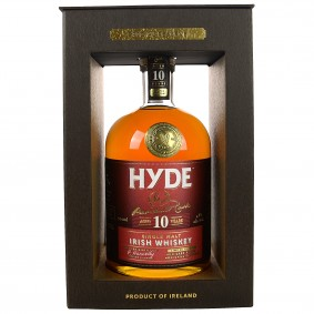 Hyde No. 2 Dark Rum Finish 10 Jahre (Irland)