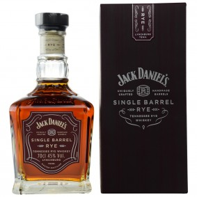 Jack Daniels Single Barrel Rye (USA)