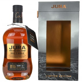 Isle of Jura One For The Road 22 Jahre Pinot Noir Finish