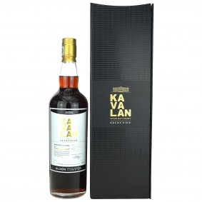 Kavalan Selection Sherry Cask 100201006A Cask Strength (Taiwan)
