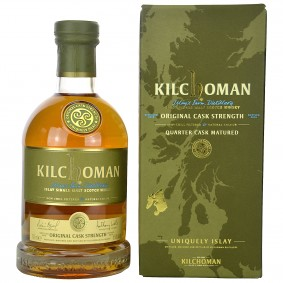 Kilchoman Original Cask Strength (2016)
