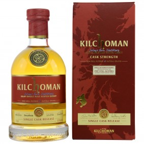 Kilchoman 2011/2017 Single Cask Release Bourbon Cask 525/2011 Cask Strength