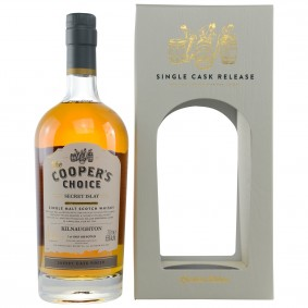 Kilnaughton Secret Islay Sherry Cask Finish Cask No. 7069 (Vintage Malt Whisky Company - The Coopers Choice)