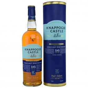 Knappogue Castle 16 Jahre Twin Wood (Irland)