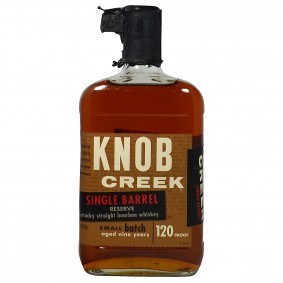 Knob Creek 9 Jahre Single Barrel Reserve Small Batch 120 proof (USA: Bourbon)