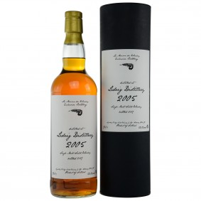 Ledaig 2005/2017 Signatory for LMDW