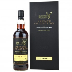 Linkwood 1970/2010 (Gordon and Macphail Private Collection)