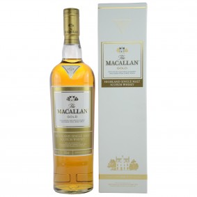 Macallan Gold 1824 Edition