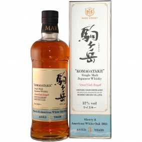Mars Whisky Komagatake 2011 Sherry & American Oak (Japan)