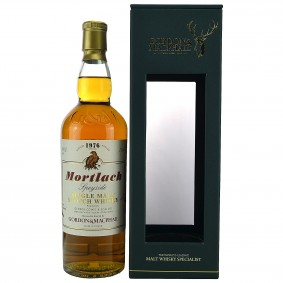 Mortlach 1976/2014 Rare Vintage (Gordon and Macphail Distillery Label)