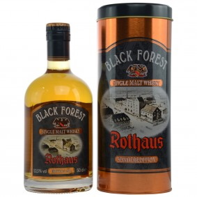 Rothaus Black Forest Single Malt Whisky Sonderedition 2016 Highland Cask Finish (Deutschland)