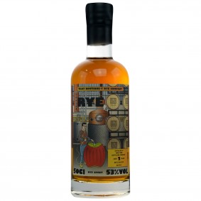 New York Distilling Company 2 Jahre Rye Spirit - Batch 1 (That Boutique-y Whisky Company)
