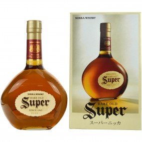 Nikka Super Rare Old Whisky (Japan)