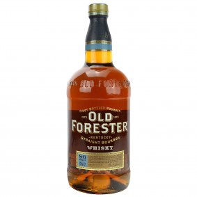 Old Forester Straight Bourbon (Liter) (USA)