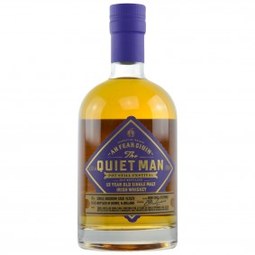 "The Quiet Man ""Pot Still Festival 2017 Bottling"" 13 Jahre Irish Single Malt Whiskey (Irland)"