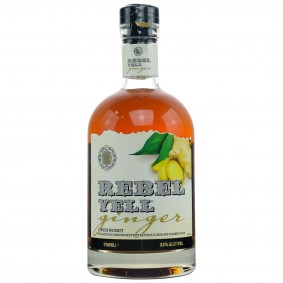 Rebel Yell Ginger Liqueur (USA)