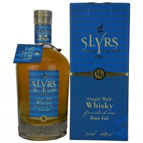 Slyrs Rum Fass Finish