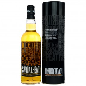 Smokehead Islay Single Malt