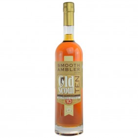 Smooth Ambler Old Scout Straight Bourbon Whiskey 10 Jahre