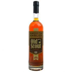 Smooth Ambler Old Scout Straight Bourbon Whiskey 7 Jahre