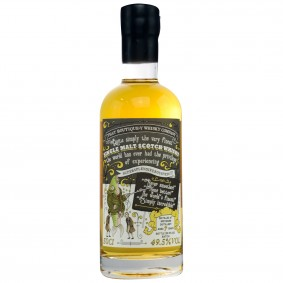 Speyburn 7 Jahre - Batch 1 (That Boutique-y Whisky Company)