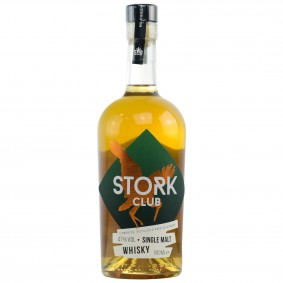 Stork Club Single Malt Whisky