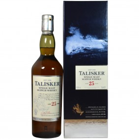 Talisker 25 Jahre Limited Edition (2015)