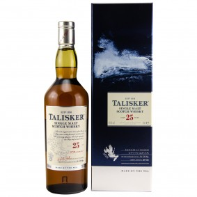 Talisker 25 Jahre Limited Edition (2017)