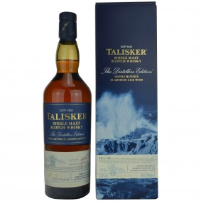 Talisker Distillers Edition 2006/2016 Double Matured in Amoroso Cask Wood