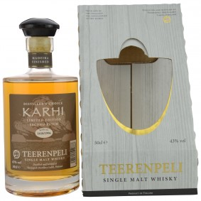 Teerenpeli Karhi Limited Edition Madeira Finished (Finnland)