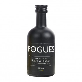 The Pogues - The Official Irish Whiskey of the Legendary Band (West Cork) (Miniatur)